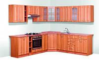 Кухонный гарнитур «Оля» МДФ, Цена без столешницы, под заказ другой размер.