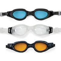 Очки для плавания в кор профсерия 55692