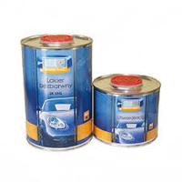 Лак акриловый BLUE CAR 2+1 VHS 1+0.5л