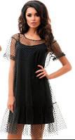 Эксклюзивное дизайнерское платье - LM7180