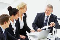 Совместная работа с инвестором и инициатором