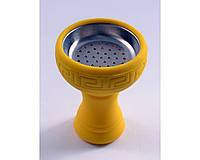 Чаша для кальяна малая (желтая)