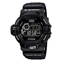 Чоловічий годинник Casio G-SHOCK G9200BW-1CR Riseman
