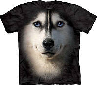 3-D футболка SIBERIAN FACE