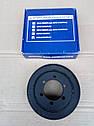 Демпфер (шкив) вала коленчатого Газель,УАЗ, Рута, УМЗ 4215, фото 3