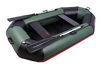 Двухместная надувная ПВХ лодка Vulkan V249 LSP(ps)
