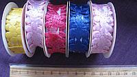 Лента-скотч декоративная, ткань, самоклеящаяся, 1,8см.*1м. №12023-10