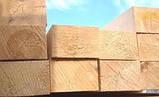 Брус монтажный строганый с 4-х сторон сухой  45х45, 50х50 и др., фото 5