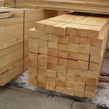 Брус монтажный строганый с 4-х сторон сухой  45х45, 50х50 и др., фото 7