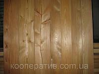 Вагонка радиусная (неликвид) выпадные сучки,трещины,сколы. Длина по наличию. От производителя