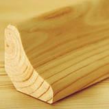 Плинтус напольный от производителя 1 сорт сосна L=2.0м, фото 5
