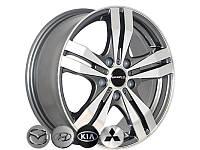 Литые диски Replica Mazda (7306) R16 W6.5 PCD5x114.3 ET46 DIA67.1 (HB-P)
