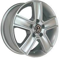 Литые диски Replica Volkswagen (BK473) R15 W6.5 PCD5x130 ET54 DIA84.1 (silver)