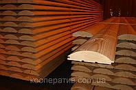 Блок хаус по ценам производителя в Киеве 2 сорт сосна