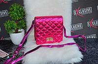 Стильная сумочка в стиле Шанель для юной модницы.