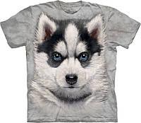 3-D футболка SIBERIAN HUSKY PUPPY