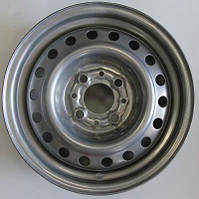 Стальные диски Steel ДК R15 W6 PCD5x112 ET47 DIA57.1 (black)