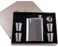 Подарочный набор 6в1 Фляга элитная, Рюмки, Лейка TZ-02