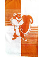 Полотенце махровое ТМ Речицкий текстиль, Белка, 67х150 см