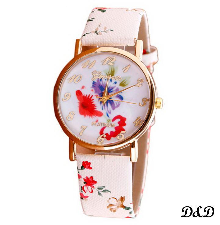"""Часы женские """"Цветы"""""""