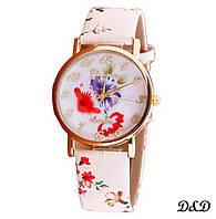 """Часы женские """"Цветы"""", фото 1"""