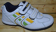 Кожаные кроссовки Bona размеры 31-36