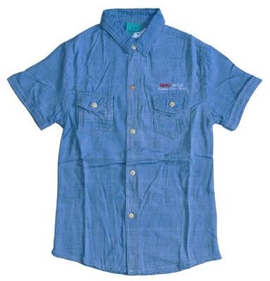 Рубашка с коротким рукавом 134-164р