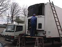 Ремонт и обслуживание автомобильных холодильных установок