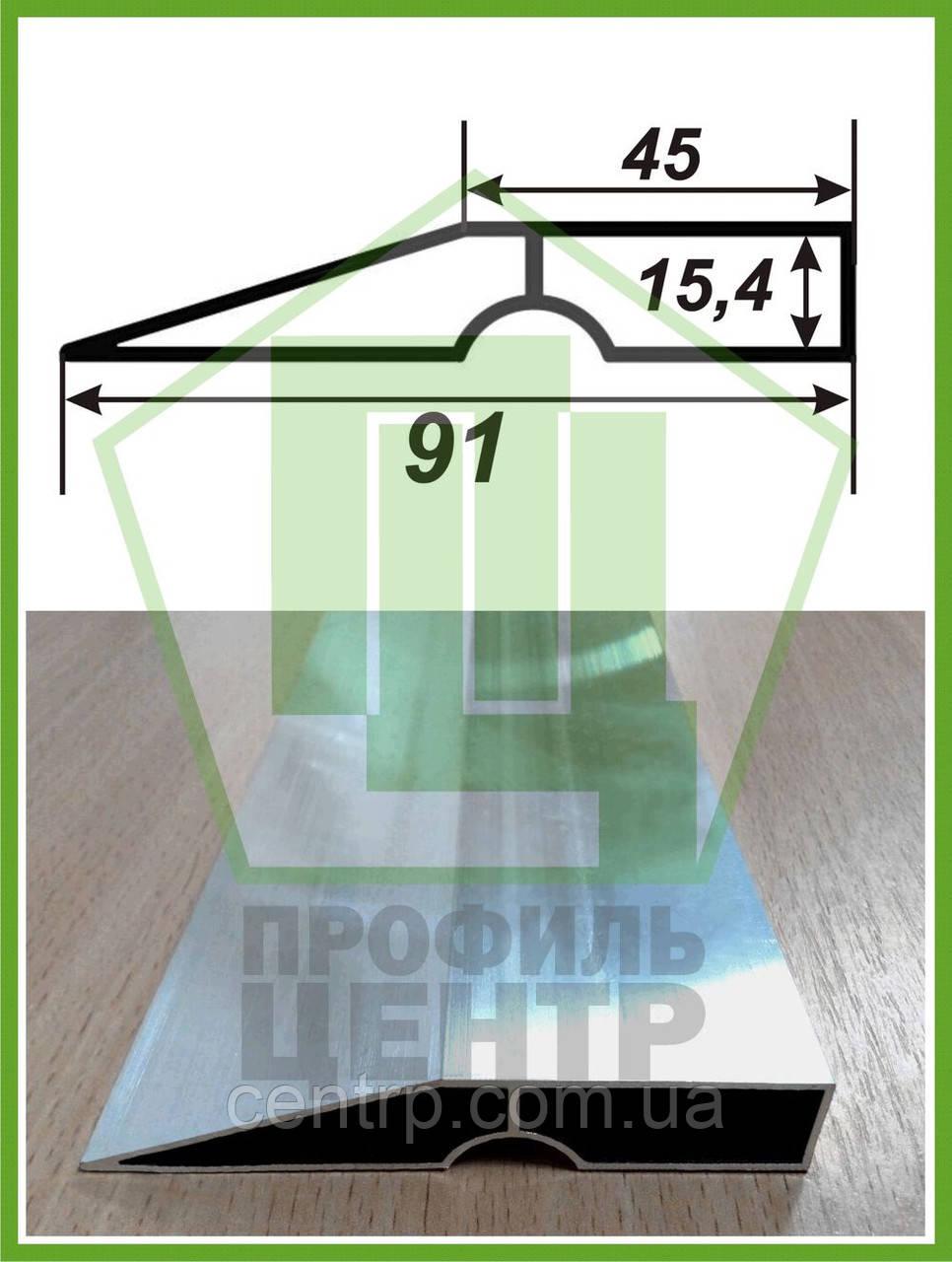 Правило усеченное строительное 2,5 м