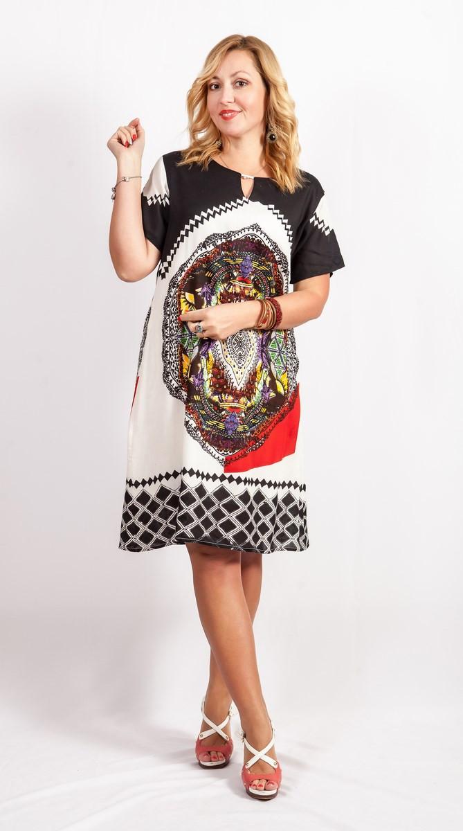 f1b1eeae726a58a Летнее женское платье больших размеров : продажа, цена в Хмельницком ...