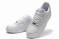 Кроссовки Nike Air Force 1 low White Оригиналы мужские Найк Эйр Форс 1 белые оригинальные