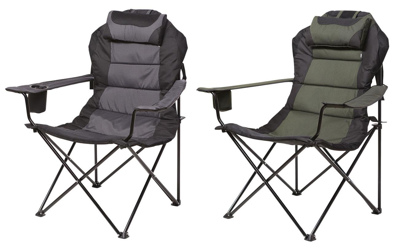Складное кресло для рыбалки (туристическое кресло складное, крісло розкладне туристичне)