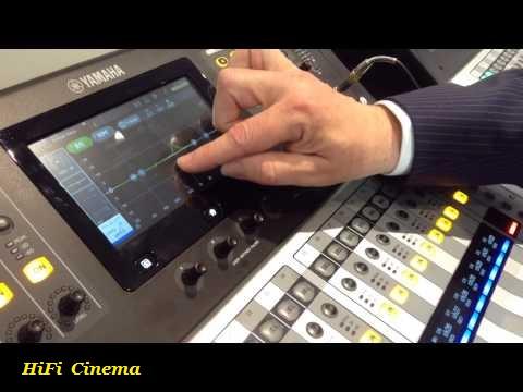 YAMAHA TF5 - Цифровой микшерный пульт