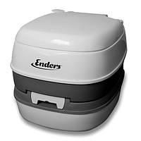 Биотуалет для кемпинга Mobil-WC Comfort 16/16 л: индикатор наполняемости, 50-70 использований