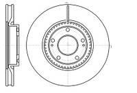 Тормозной диск передний Roadhouse RH 61217.10 для Kia Cee'D Sw (Ed) 09.2007-12.2012