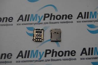 Держатель sim-карты для Samsung Galaxy A3 A5 A7 A300 A300F A3000 A500 A500F A5000 A700 A700F A7000,внутрений держатель сим карты N