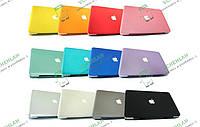 "Пластиковая чехол-накладка на MacBook 11""/12""/13""/15"""