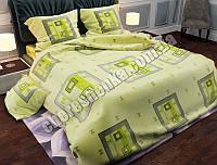 """Ткань для постельного белья Бязь """"Gold"""" Lux GL351 (50м)"""