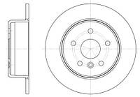 Тормозной диск задний Roadhouse RH 6914.00 для Toyota Land Cruiser 80 (J8) 01.1990-08.1992