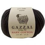 Пряжа хлопковая baby cotton 3433 Газал