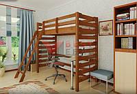 Детская кровать Троя Чердак 80/200