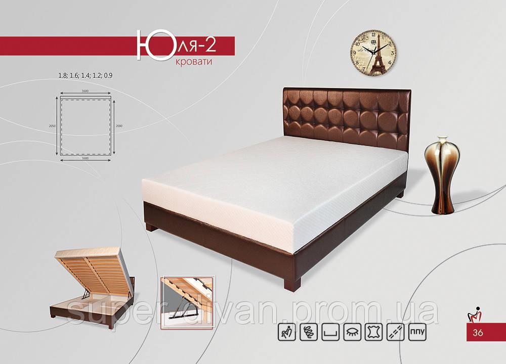Кровать Кристина (1,8)