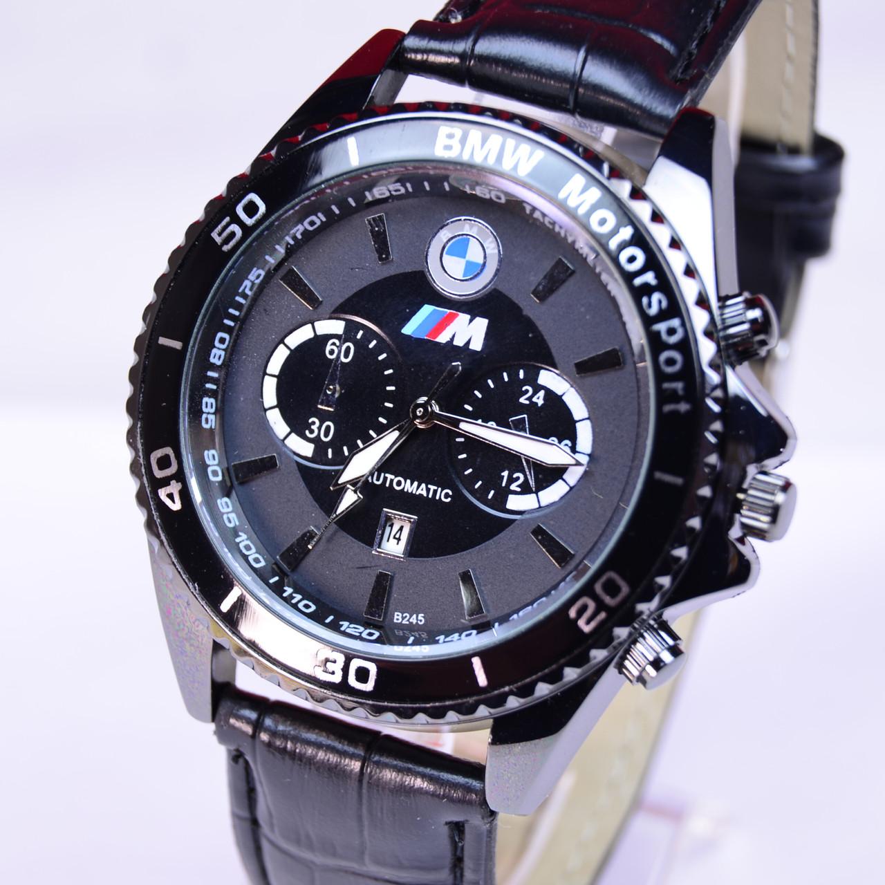 3525e0d8 Мужские наручные часы BMW (B243) кварц календарь - интернет- магазин