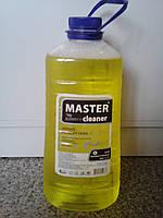 Омыватель стекла летний Мaster cleaner цитрус 4л