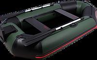 Двухместная надувная ПВХ лодка Vulkan V249 LPT(ps)