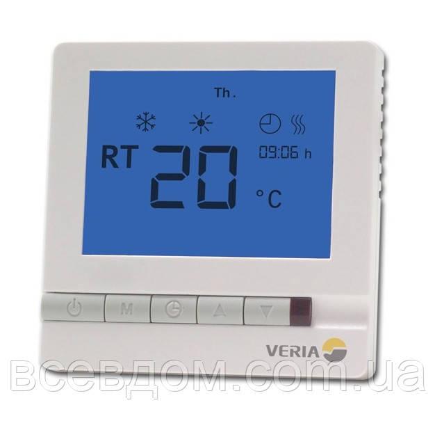 Терморегулятор Veria Control T45 с датчиком пола и воздуха