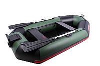 Двухместная надувная ПВХ лодка Vulkan V249 LSPT(ps)