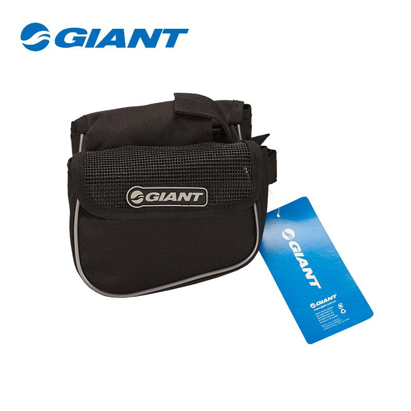 Сумка Giant с боковыми карманами, на раму