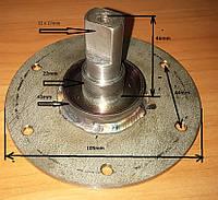 Опора барабана   ZN-01 аллюминиевые