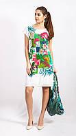 Платье летнее из натуральной ткани